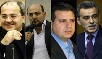 القائمة المشتركة ردًّا على فض المؤتمر الصحافي للمتابعة؛ قوة الحق أقوى من حق القوة