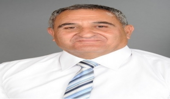عُضو مجلس المغار المحلّي المُحامي زياد بلعوس...
