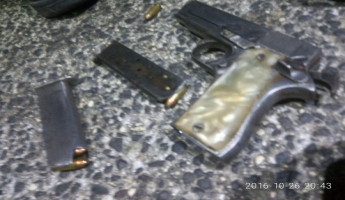 الشمال في الرامة والشرطةتلقي القبض على شابين من سخنين مع مسدس