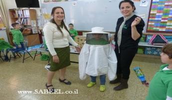 يركا: جمعيّة حماية الطّبيعة في يوم قمّة ضمن برنامج التّربية البيئيّة في المدرسة هـ – يركا (النّور)