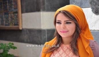 بالصور والفيديو آدم يغني شارة صدر الباز وليليا الاطرش تكشف دورها
