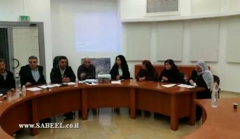 لأول مرة: مجلس يركا المحلي يشرك النساء في جلسته الشهرية ويطرح قضاياهن