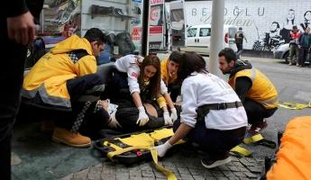 انفجار ارهابي في اسطنبول يوقع 5 قتلى وعشرات المصابين من بينهم 3 قتلى اسرائيليين وعشرة جرحى
