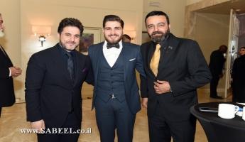 بالصور: نجوم الوطن العربي يحتفلون في دبي