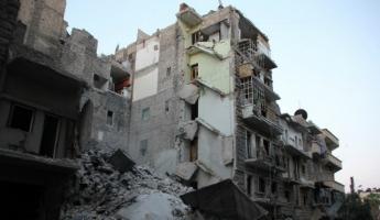 استمرار نزيف الدم في سوريا وارتفاع عدد القتلى في حلب الى ثمانين