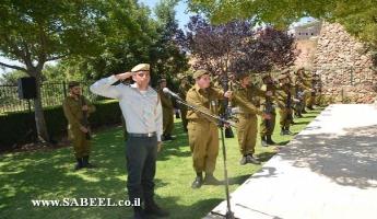 المغار: مراسم إحياء ذكرى (56) شهيداً من أبناء المغار الذين سقطوا في معارك اسرائيل