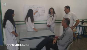 """المدرسة الإعدادية """" أ """" بالمغار تحتفل بإنهاء دورة أطباء المستقبل"""