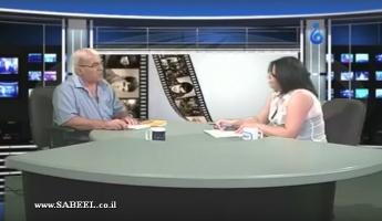 الشاعر كمال ابراهيم في لقاء خاص عبر تلفزيون نبتون - سخنين