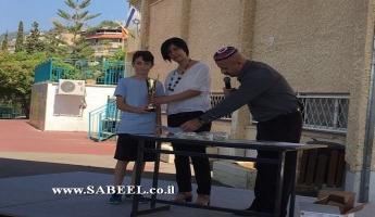 """مدرسة """" البيادر """" عين الأسد تحتفل بتتويج طلابها الموهوبين والمتفوقين"""