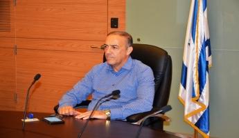 انتخاب النائب اكرم حسون رئيسا للجنة الداخلية الفرعية لرعاية خليج حيفا!