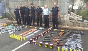 الشرطة تواصل حملاتها ضد الالعاب النارية والمفرقعات المحظورة