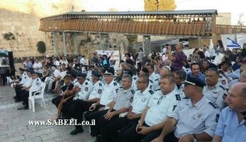 سلطة الاطفاء والانقاذ تخرّج  دفعة جديدة من الضباط من ببنهم ثلاثة من الوسط غير اليهودي