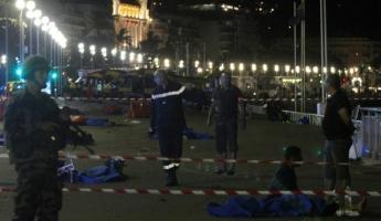 ارتفاع عدد ضحايا الاعتداء الارهابي في نيس الى 84 قتيلا