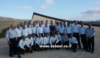 وحدة خاصة جديدة في سلطة الاطفاء والانقاذ.