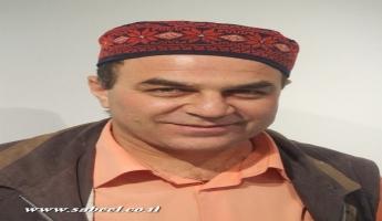 الفنان الفلسطيني العالمي أحمد كنعان: بصير خير في مسرحيد عكا