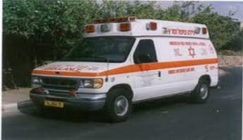 حادث دهس طفلين بالنقب وهرب السائق