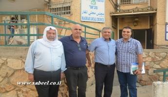 المغار:الشيخ قاسم ابو زيدان يستقيل من منصبه كنائب رئيس المجلس المحلي وينسحب من الائتلاف