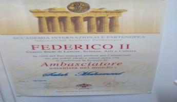 الآكاديمية العالمية في نابولي فيديركو الثاني /  مركز دراسات للآداب العلوم الفن والثقافة (غيرربحية)