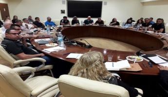 المدير العام للوزارة يلتقي 30 مديرا في مجال الشبيبة في المجتمع العربي