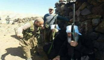 الجيش الإسرائيليّ يُعلن استعداده للتّدخّل في ما يجري بمنطقة حضر وحماية دُروز قرية حضر ومنع احتلالها