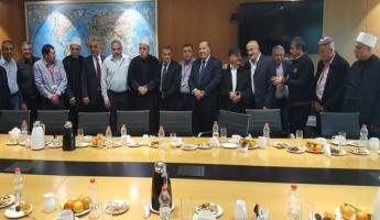 النائب حمد عمار يبادر الى عقد اجتماع هام بين وزير الدفاع وبين قيادة الطائفة الدرزية
