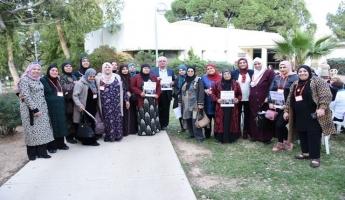 إختتام أعمال مؤتمر (نساء يقدن التغيير الإجتماعي)في جفعات حبيبة