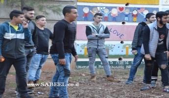 نحو قيادة شابَّة في جمعيَّة حماية الطَّبيعة: طُلّاب المرحلة الثّانويَّة يُشاركون في دورة الشّباب الأخضر