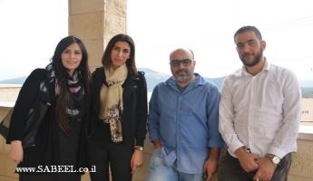 الرَّامة: الاحتفال بإطلاق العرض الأوَّل لفلم عروس الجليل بمُشاركة المجلس المحلّي، جمعيَّة حماية الطَّبيعة والوزارة لحماية البيئة