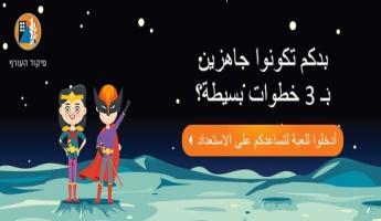 قيادة الجبهة الدّاخليّة؛ حملة شرح وإرشاد قطريّة، وباللّغة العربيّة