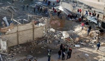 مصادر فلسطينية: شهيدان جرّاء قصف إسرائيلي على موقع تابع للقسام جنوب غزة