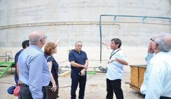 رئيس اللجنة الفرعية لخليج حيفا اكرم حسون: ابارك قرار المحكمة بإقفال مصنع الامونيا!