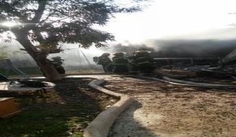 كايد ظاهر: 14 شخصا فقدوا حياتهم بسبب الحرائق منذ بداية العام
