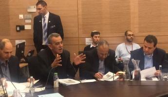 الكنيست تقر لجنة فرعية لمكافحة حوادث الطرق عند العرب برئاسة زحالقة