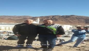 المغار : عودة المعتمرين من الديار الحجازية الى البلاد
