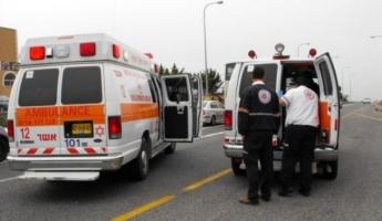 اصابة شرطيين من حرس الحدود من يركا وعسفيا في عملية طعن نفذها فلسطيني من جبل المكبر