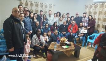 المغار : المركز الجماهيري يستضيف مجموعة من طلاب اللقب الثاني من جامعات مختلفة من العالم