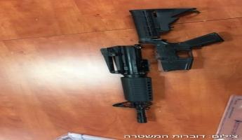 من عسفيا ويركا لطولكرم : تهريب وتجارة بالسلاح والقاء القبض على مشتبهين افراد عصابة