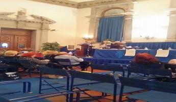 في ختام مهرجان فينيتسيا للشعر العالمي جمعية شعراء فينيتسيا تتقدم بالشكر لجمعية الزيتونة