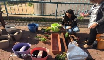 المغار :يوم الاعمال الخيرية ويوم المعلم بالمدرسة الاعدادية (ب)