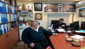 مفيد عامر وبراعم المجتمع المدنيّ الطّائفيّ  مقالة خاصّة بمناسبة الزّيارة السّنويّة لمقام النبيّ شعيب – ع -