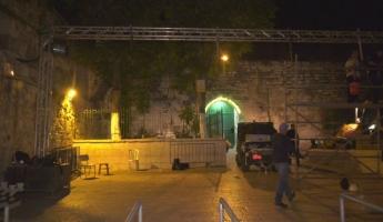 القدس والحرم الشريف وازالة الماكينات الالكترونية