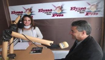 حوار مع سيدة الأعمال التونسية والإعلامية عائشة معتوق يجريه الإعلامي كمال ابراهيم