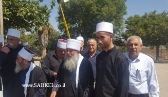 زيارة مقام النبي سبلان عليه السلام