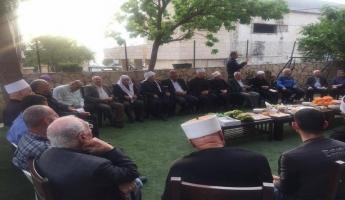 بيان صادر عن اللجنة المعروفية للدفاع عن الأرض والمسكن حول قضية هدم البيوت في يانوح