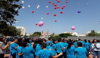 افتتاح العام الدراسي في الوسط العربي بحضور المدير العام للوزارة شموئيل أبواب في أجواء احتفالية