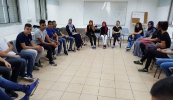 من أجمل اللحظات: تم هذا الاسبوع افتتاح السنديانة-القرية التعليمية العربية للقيادة الشابة