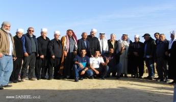 الحركة الوطنيّة للتواصل في زيارة تضامنيّة تواصليّة مع العراقيب