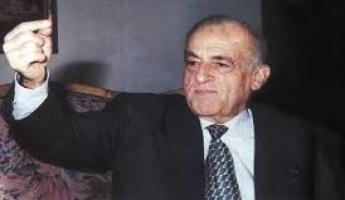 الشاعر الزجلي اللبناني الكبير زغلول الدامور ( جوزيف الهاشم ) في ذمة الله