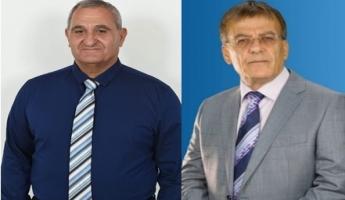 مناظرة في راديو مكان يشارك فيها مرشحا الرئاسة...
