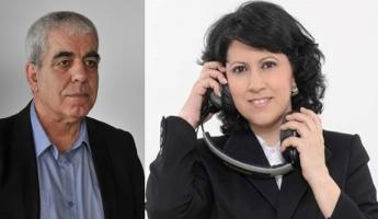 بعد فوز فريد غانم بالانتخابات، مقابلة تجريها ايمان القاسم من راديو مكان مع كمال ابراهيم